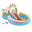 Centro de juegos hinchable Candy Zone INTEX 295x191x130 cm