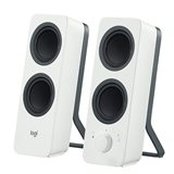 Altavoces Logitech Z207 Bluetooth color blanco