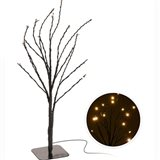 Árbol con luces LED 30cm