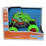 Coche Fric Big Wheel en color verde Speed&Go +3 años