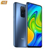 "Smartphone móvil Xiaomi Redmi NOTE 9 Midnight Grey - 6.53"" 3GB RAM 64GB DUAL SIM"